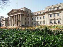 Wits University, Johannesburg