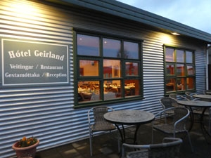 Hotel Geirland Iceland