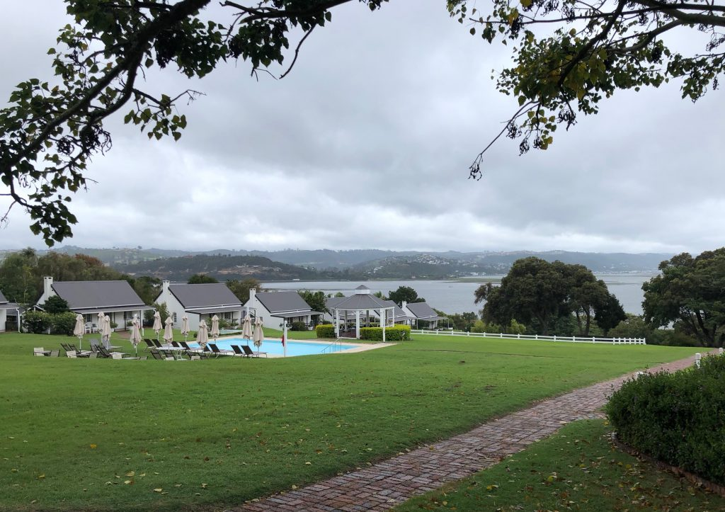Belvidere Manor accommodation Knysna