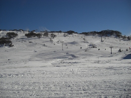 Front Valley, Perisher