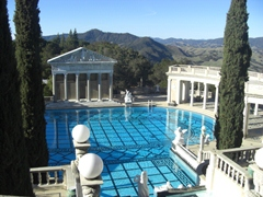 Neptune Pool, Hearst Castle, Highway One