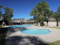 Okaukuejo Swimming Pools