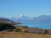 Peters Lookout Mount Cook