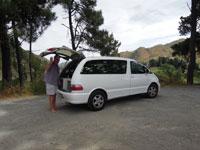 Lucky Rental Van