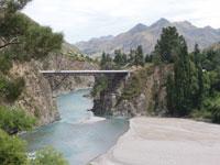 Ferry Bridge Hanmer Springs